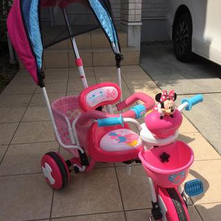 ディズニー(Disney)の三輪車(三輪車)