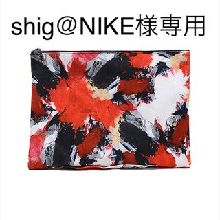 ヨウジヤマモト(Yohji Yamamoto)のshig@NIKE売買様専用  朝倉優佳 コラボバック(セカンドバッグ/クラッチバッグ)