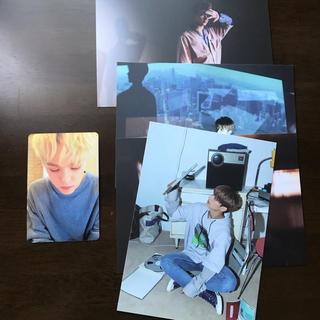 セブンティーン(SEVENTEEN)のseventeen バーノン  ジュン(K-POP/アジア)