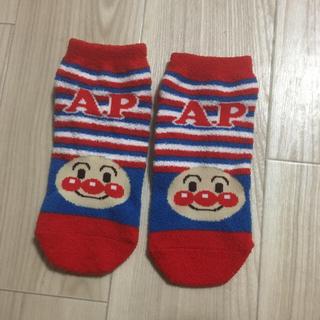 アンパンマン(アンパンマン)のアンパンマン モコモコ 靴下(ソックス)
