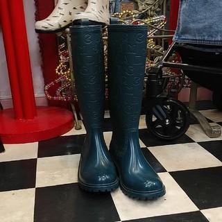 マークバイマークジェイコブス(MARC BY MARC JACOBS)のmarcjacobsヴィンテージレインブーツ 箱無し発送更に3000円引き(レインブーツ/長靴)