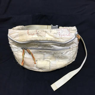 UNDERCOVER - UNDERCOVER 2003SS SCAB BUM BAG 初期 アーカイブ