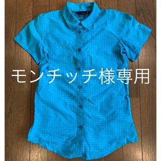 マムート(Mammut)のマムート レディース 半袖シャツ(登山用品)
