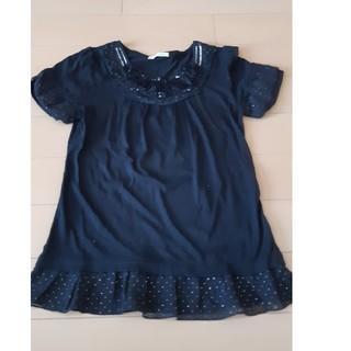 アクシーズファム(axes femme)のaxes★黒のTシャツ(Tシャツ(半袖/袖なし))