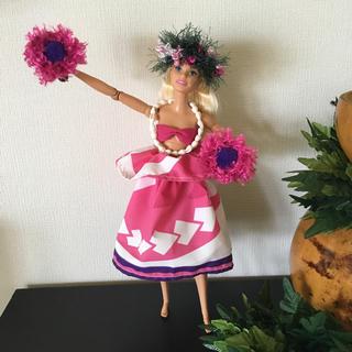 バービー(Barbie)のバービー人形 フラダンス衣装ウリウリ【No.140】(人形)