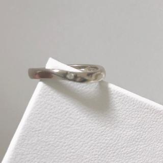 ヨンドシー(4℃)の4°C pink silver 正規品(リング(指輪))