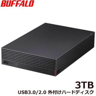 Buffalo - BUFFALO   外付けHDD PC&TV録画用