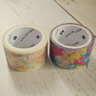 ショウガクカン(小学館)の②⑥非売品 限定 小コレ! マスキングテープ ドラえもん 二個 (テープ/マスキングテープ)