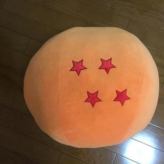 ドラゴンボール(ドラゴンボール)のドラゴンボール 大きいクッション(ぬいぐるみ)