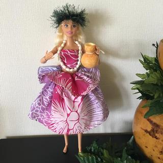バービー(Barbie)のバービー人形 フラダンス衣装イプ 【No.142】(人形)