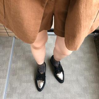 ミスティック(mystic)の厚底レースアップシューズ/mystic(ローファー/革靴)