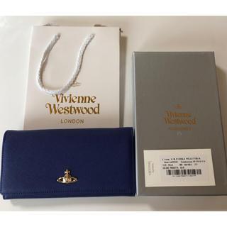 ヴィヴィアンウエストウッド(Vivienne Westwood)の大人気☆ヴィヴィアンウエストウッド 財布 新品 正規品 ギャランティーカード付き(財布)