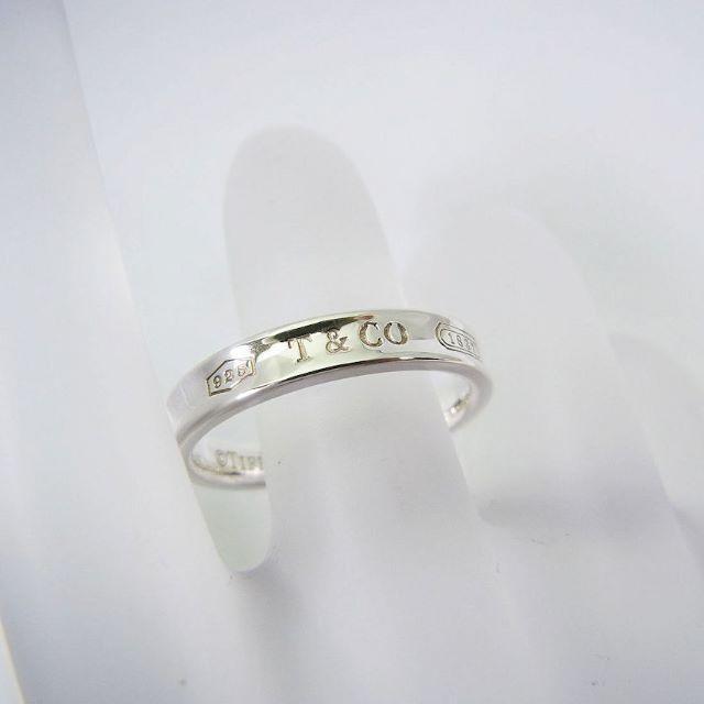 Tiffany & Co.(ティファニー)のTIFFANY/ティファニー 925 リング 22号[f22-4] レディースのアクセサリー(リング(指輪))の商品写真