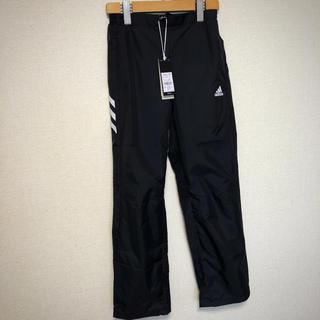 アディダス(adidas)の【新品】アディダス adidas パンツ  160 サイズ ブラック(パンツ/スパッツ)