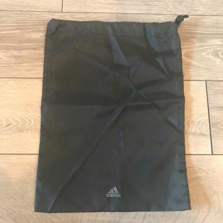 adidas - 【新品未使用】adidas 巾着袋