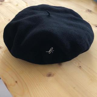 アニエスベー(agnes b.)のagnes b. ベレー帽(ハンチング/ベレー帽)