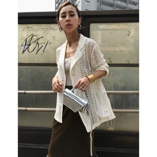 Ameri VINTAGE - アメリヴィンテージ ASSORT LACE JACKET