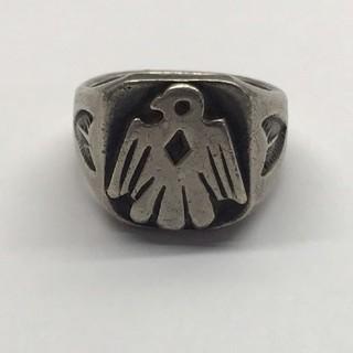 ゴローズ(goro's)のゴローズ  シルバーイーグルメタルインダイリング13号(リング(指輪))