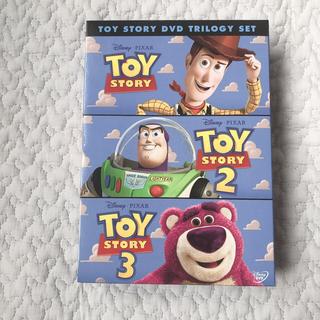 トイストーリー(トイ・ストーリー)の新品未開封!トイ・ストーリー DVD トリロジーセット(キッズ/ファミリー)