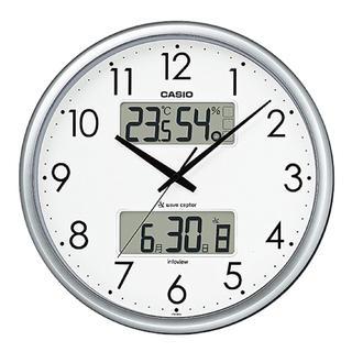 カシオ(CASIO)のカシオ 壁掛け 電波時計 ITM-650J-8JF(掛時計/柱時計)