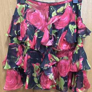 イワヤフォードレスサーティースリー(IWAYA FOR DRESS33)の【新品】DRESS33 ミニスカート(ミニスカート)