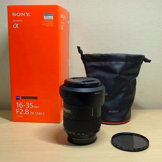 ソニー(SONY)のSONY 16-35mm F2.8 ZA SSM II SAL1635Z2(レンズ(ズーム))