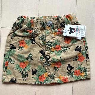 ミキハウス(mikihouse)のDOUBLE_B ミキハウス スカート 80(スカート)