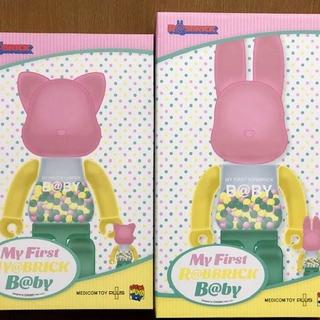 メディコムトイ(MEDICOM TOY)のMY FIRST R@BBRICK& NY@BRICK B@BY (その他)