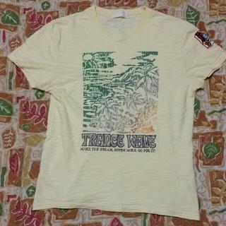 パステルイエロー★Tシャツ(Tシャツ/カットソー(半袖/袖なし))