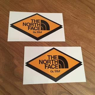 ザノースフェイス(THE NORTH FACE)のTHE NORTH FACE ステッカー キャンプ アウトドア グランピング(その他)
