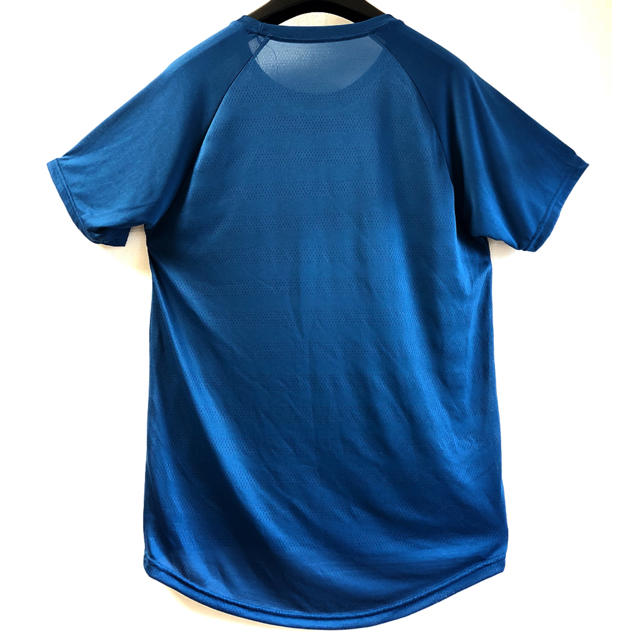 adidas(アディダス)の【新品タグ付き】アディダスTシャツ メッシュ地 トレーニングウェア Lサイズ メンズのトップス(Tシャツ/カットソー(半袖/袖なし))の商品写真