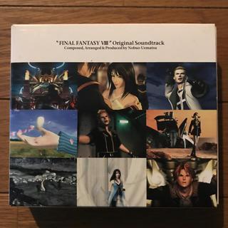 スクウェアエニックス(SQUARE ENIX)の「ファイナルファンタジー8」オリジナル・サウンドトラック/植松伸夫(ゲーム音楽)