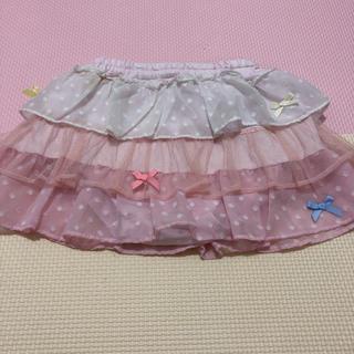 シシュノン(SiShuNon)のシシュノン  パンツつきスカート 90(パンツ/スパッツ)