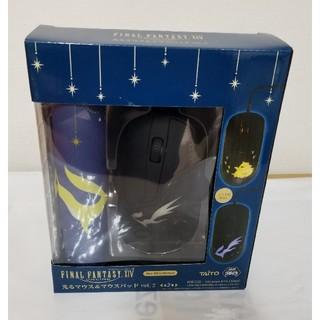 タイトー(TAITO)のファイナルファンタジー 光るマウス マウスパッド カーバンクル(PC周辺機器)