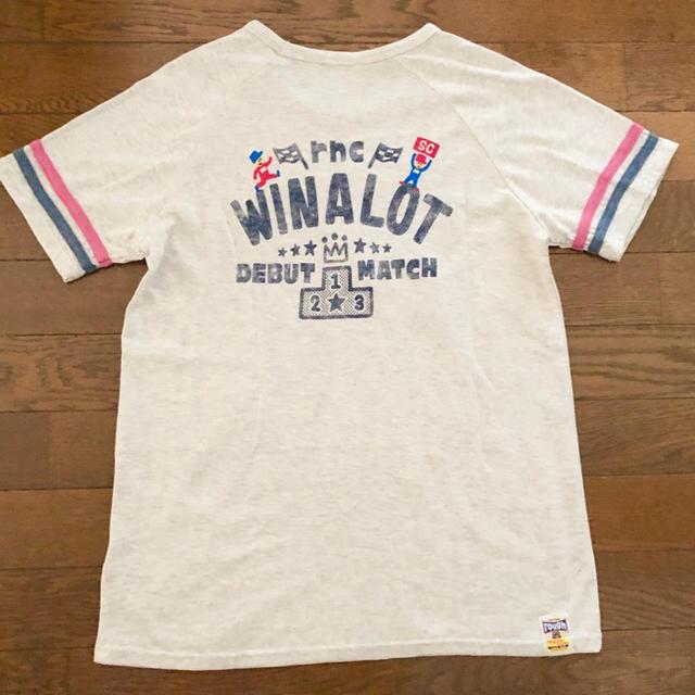 rough(ラフ)のrough🌟カー🚗🚙🏎レースのTシャツ レディースのトップス(Tシャツ(半袖/袖なし))の商品写真