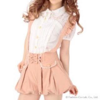 リズリサ(LIZ LISA)のLIZLISA♡かぼちゃパンツ(ショートパンツ)