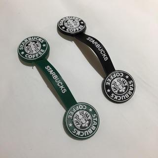 スターバックスコーヒー(Starbucks Coffee)のコードクリップ スタバ 2個セット(その他)