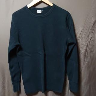 ステュディオダルチザン(STUDIO D'ARTISAN)の未使用品 ダルチザン ヘビーサーマル長袖Tシャツ(Tシャツ/カットソー(七分/長袖))
