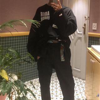 メゾンキツネ(MAISON KITSUNE')の【定価以下】ADER ERROR long sleeve over size T(Tシャツ/カットソー(七分/長袖))