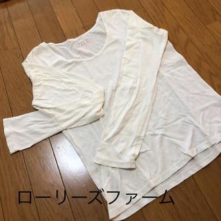ローリーズファーム(LOWRYS FARM)のローリーズファーム Tシャツ(Tシャツ(長袖/七分))