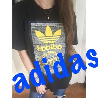 アディダス(adidas)の未使用♡アディダス♡メンズ♡ロゴTシャツ♡(Tシャツ/カットソー(半袖/袖なし))