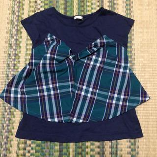 ジーユー(GU)のGU カットソー 130cm(Tシャツ/カットソー)