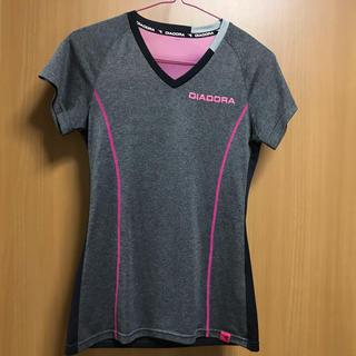 DIADORA - ディアドラ Lサイズ Tシャツ DIADORA ウェア