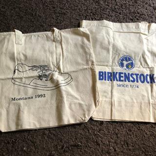 ビルケンシュトック(BIRKENSTOCK)のビルケンシュトックのエコバッグ 2種類(エコバッグ)