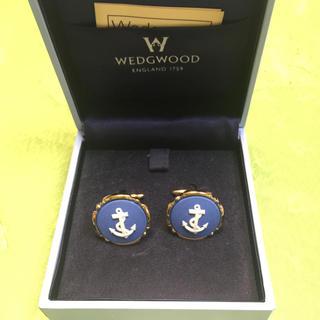 ウェッジウッド(WEDGWOOD)のWEDGWOOD ウェッジウッド カフスボタン 箱入り(カフリンクス)