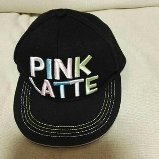 69a993faf4541e ピンクラテ 帽子 子供 帽子の通販 75点 | PINK-latteのキッズ/ベビー ...