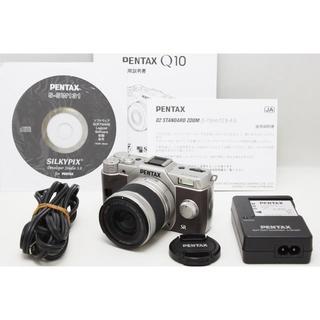 ペンタックス(PENTAX)のペンタックス Q10 02 STANDARD ZOOM キット(ミラーレス一眼)