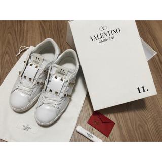 ヴァレンティノ(VALENTINO)のVALENTINO スニーカー 正規品(スニーカー)