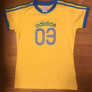 アディダス(adidas)のadidas Tシャツ 【レディースM】(Tシャツ(半袖/袖なし))