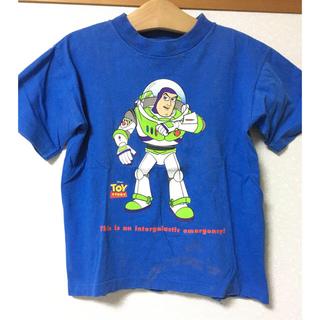 トイストーリー(トイ・ストーリー)のトイストーリー BUZZ 古着Tシャツ/USA(Tシャツ/カットソー)